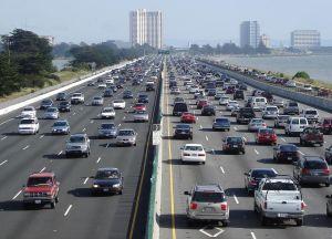 Verkehr, Verkehr, und es wird immer mehr.